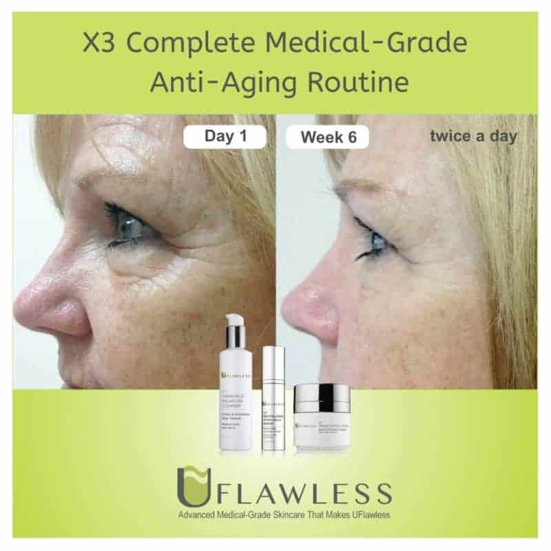 X3 Complete Medical-Grade Anti-Aging Routine