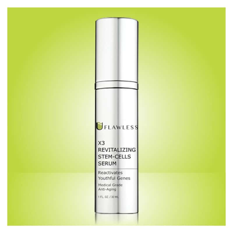 X3 Revitalizing Stem-Cells Serum