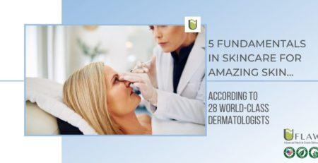 5 fundamentals in skincare for amazing skin