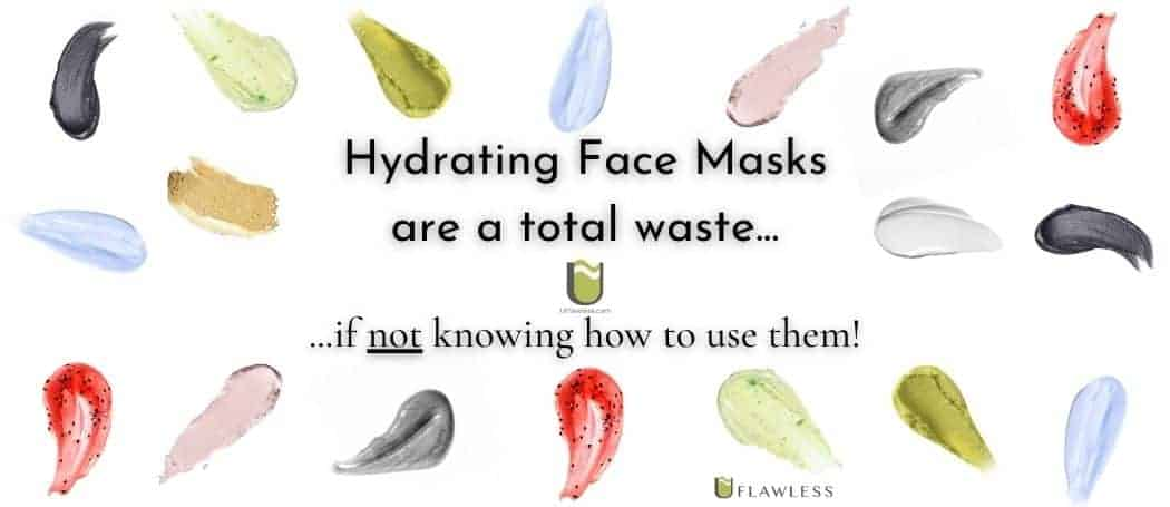 Everything to know about Hydrating Face Masks