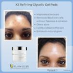 X3 Refining Glycolic Gel Pads