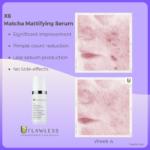 X6 Matcha Mattifying Serum