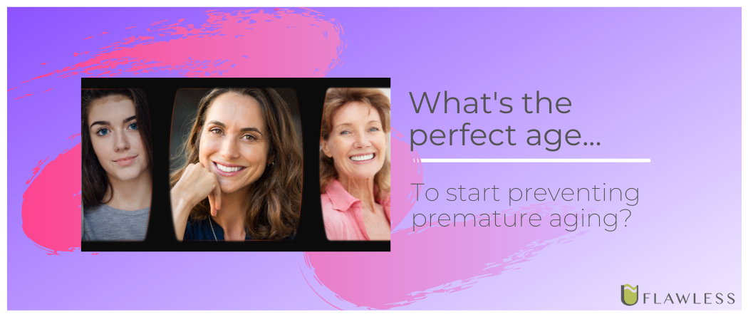 Preventing premature aging